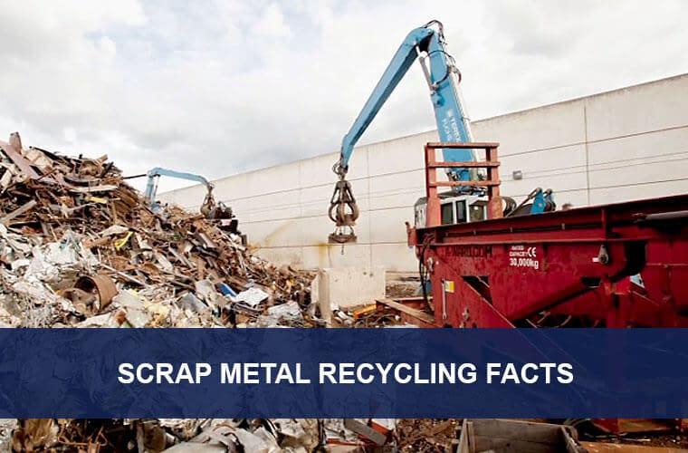 Scrap Metal Recycling Facts