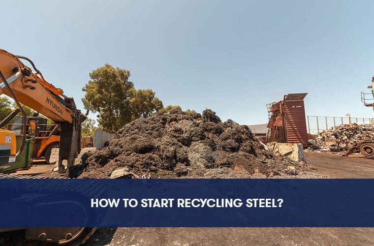 How to Start Recycling Steel