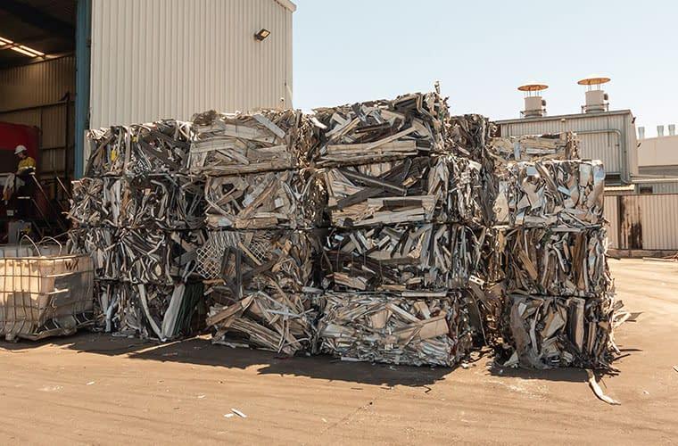 Aluminium Scrap Metal