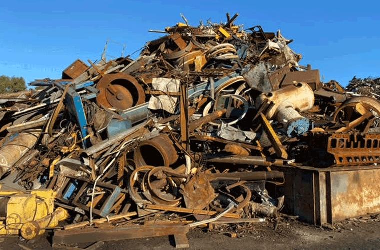 Scrap Iron Ore