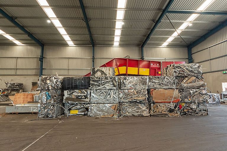 Non Ferrous Metals Recycling