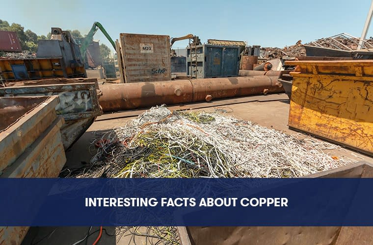 Copper Facts