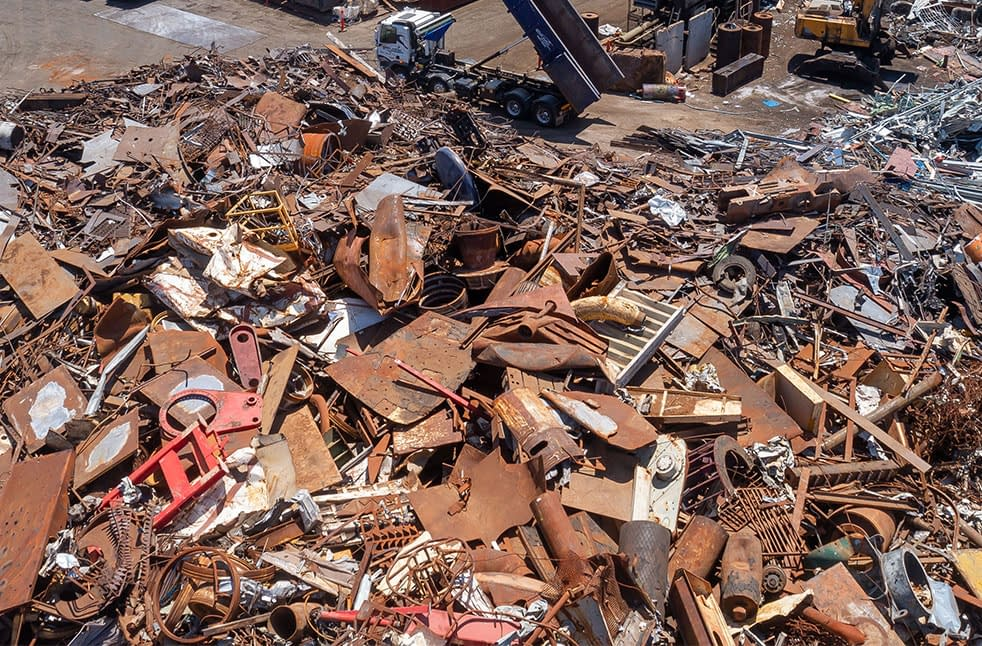 Common Myths About Scrap Metal Recycling Industry Debunked